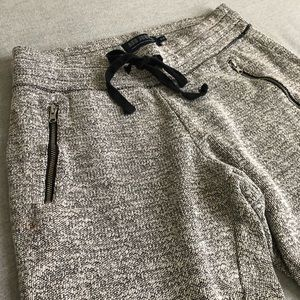 American Eagle Outfitters Zippered Jogger Sweats